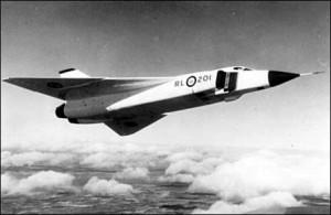 Avro Arrow RL201