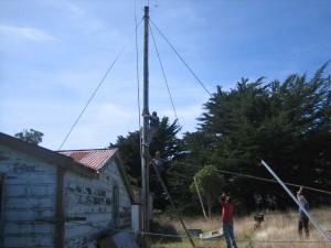 160M Inv L Antenna