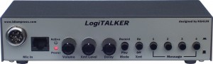 LogiTalker Voice Keyer