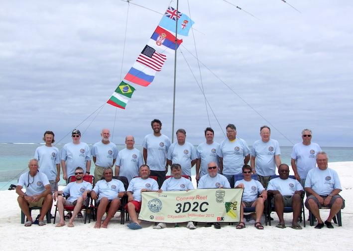 The 3D2C Team