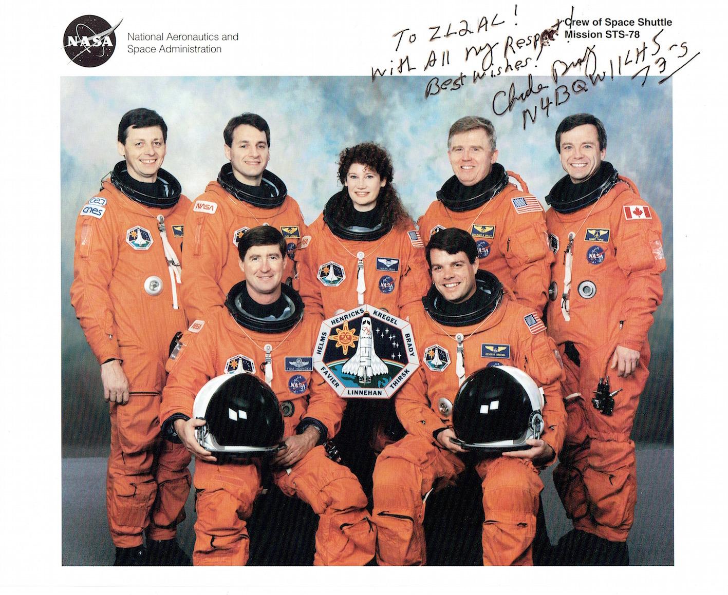 The ST-78 Crew